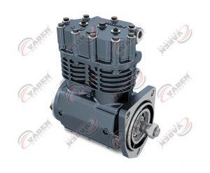 Compresor de doble cilindro